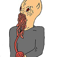 The peaceful Ood by audreycobb