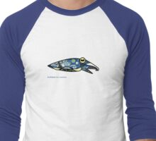 Cuttlefish Are Creative Men's Baseball ¾ T-Shirt