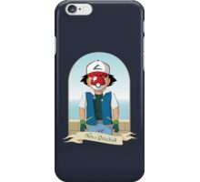 The Son of Pokeball iPhone Case/Skin