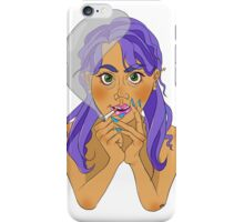 Stop Smoking 2 iPhone Case/Skin
