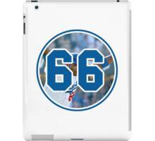 Yasiel Puig Dodgers Number 66 iPad Case/Skin