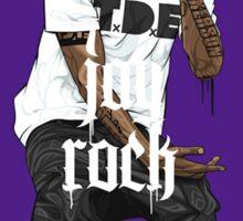 Jay Rock 1 Sticker