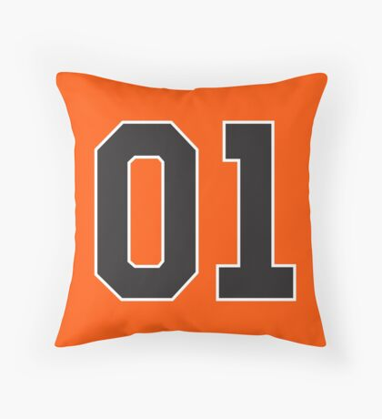 General Lee Throw Pillow