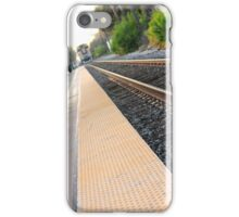 Ventura Train Station iPhone Case/Skin