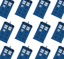 Tardis Pattern by aghoneim