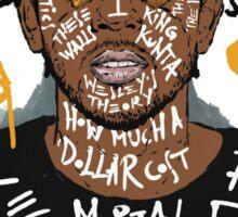 Kendrick Lamar 1 Sticker