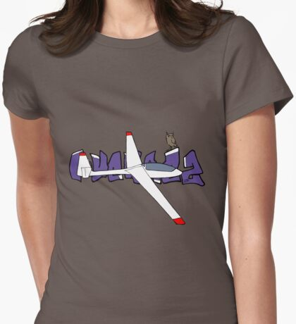 Puchacz Womens Fitted T-Shirt