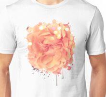 Secret Garden | Peach rose Unisex T-Shirt