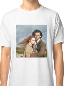 Poldark & Demelza  Classic T-Shirt