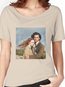 Poldark & Demelza  Women's Relaxed Fit T-Shirt