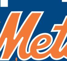 New York Mets Logo Sticker