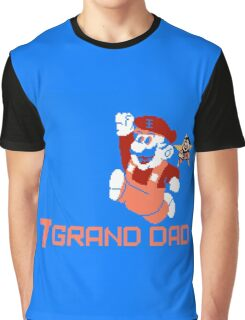 7 GRAND DAD Graphic T-Shirt