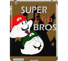 Super Boo Bros iPad Case/Skin