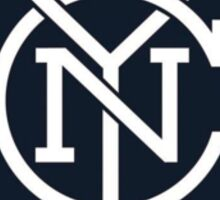New York City FC Logo Sticker
