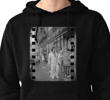 King Without a Crown Pullover Hoodie
