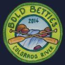 Bold Betties - Paddling by RiverbyNight