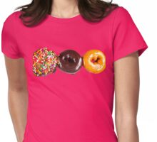 DONUTS                      Womens Fitted T-Shirt