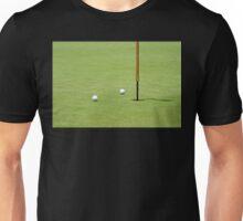 Golf Pin Unisex T-Shirt