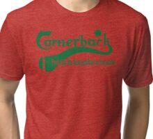 Cornerback Tri-blend T-Shirt