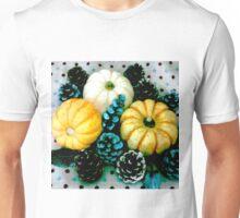 pumpkin, autumn, fall.  thanksgiving Unisex T-Shirt