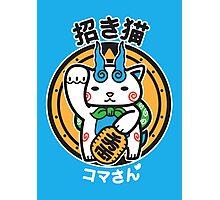 Maneki San Photographic Print