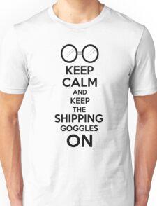 Shipping goggles Unisex T-Shirt