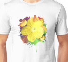 Secret Garden | Cucumber flower Unisex T-Shirt