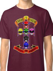 Zords N Rangers Classic T-Shirt