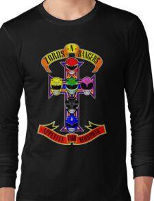 Zords N Rangers Long Sleeve T-Shirt