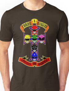 Zords N Rangers Unisex T-Shirt