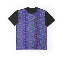 Electric Swirl Graphic T-Shirt
