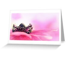 Precious Pink... Greeting Card