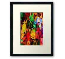 Colorful-6 Framed Print