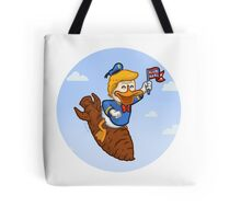 Donald Dumb Tote Bag