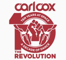 Carl Cox 10 years by YourTrade