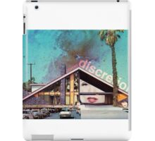COVERT discretion iPad Case/Skin