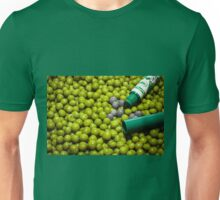 Where's my other green marker? Unisex T-Shirt