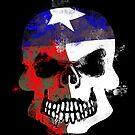 Texan Skull by NaturePrints