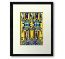 Colorful-29 Framed Print