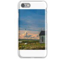 Old Evangeline Church iPhone Case/Skin