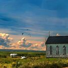 Old Evangeline Church by kenmo