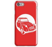 Car 3cv - classic iPhone Case/Skin
