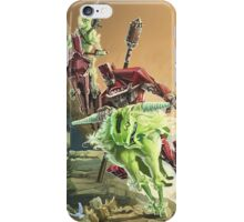 "The Infamous ""Contrast Brothers"" iPhone Case/Skin"