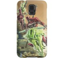 "The Infamous ""Contrast Brothers"" Samsung Galaxy Case/Skin"