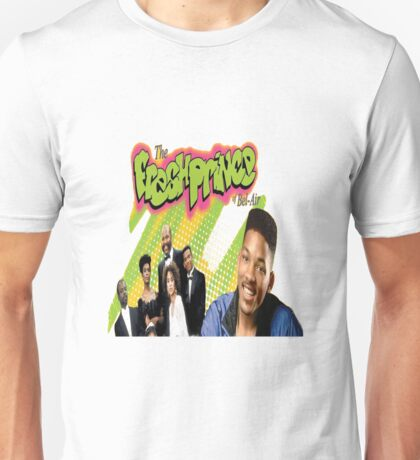 The Fresh Prince of Bel-Air 4 Unisex T-Shirt
