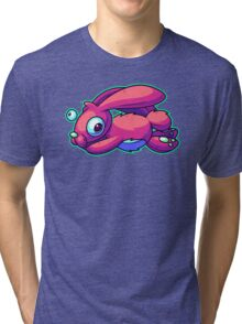 Super Bunny Tri-blend T-Shirt