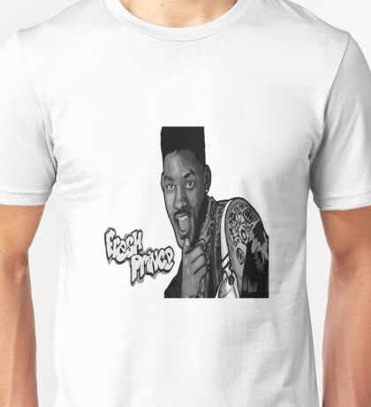 The Fresh Prince of Bel-Air 6 Unisex T-Shirt