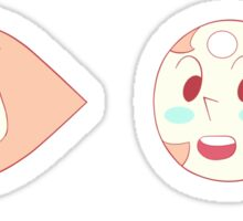 Pearl Points - Steven Universe Sticker Sticker
