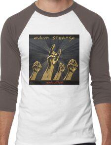 Evilyn Strange Evilution Men's Baseball ¾ T-Shirt