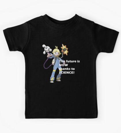 The future is NOW thanks to SCIENCE! Kids Tee